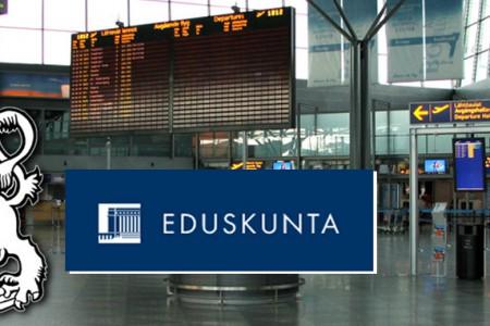 Suomen eduskunta kokoontuu 25 vuoden tauon jälkeen Helsinki-Vantaan lentokentällä